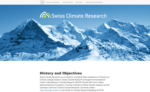 climateresearch.ch